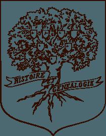 Logo histoire et généalogie - retour à la page d'accueil