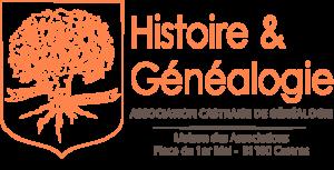 logo adresse Histoire & Généalogie
