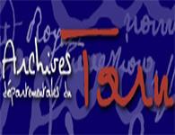 Logo des archives départementales du Tarn
