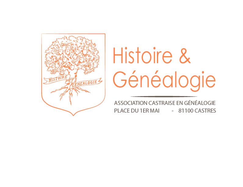 Photo logo adresse Histoire & Généalogie